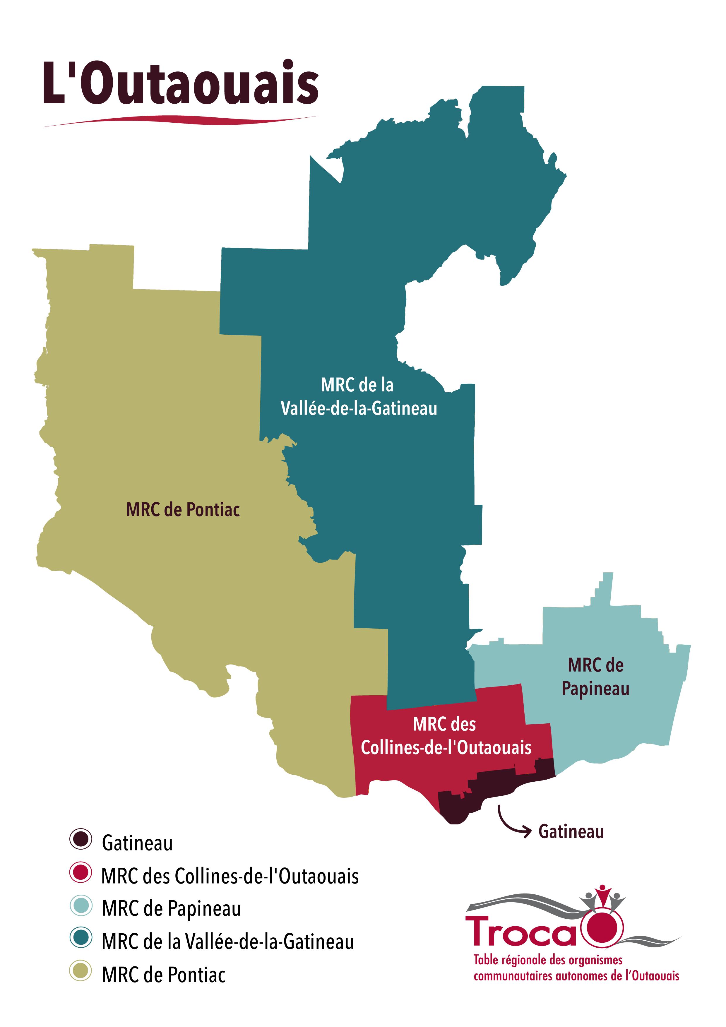 Carte_MRC_Outaouais